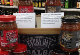 Specs Online craft salsa demo